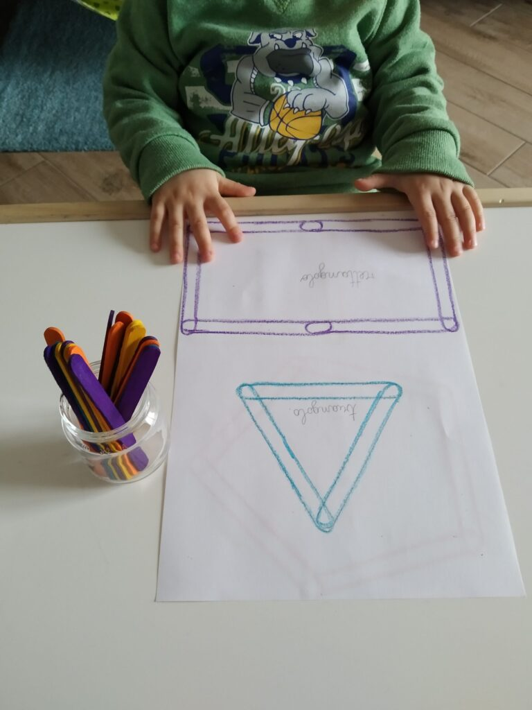 Costruire le forme